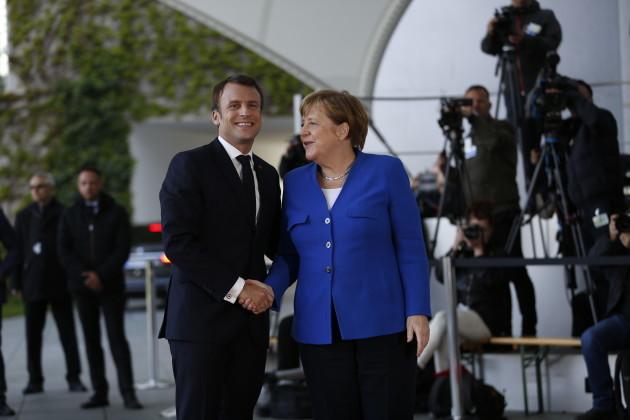 Germany: West Balkan Summit in the Chancellery in Berlin