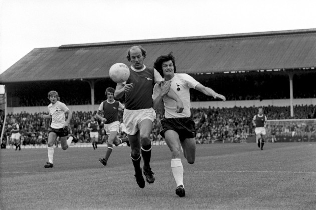 Soccer - Football League Division One - Tottenham Hotspur v Arsenal