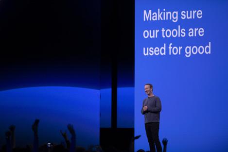 CA: F8 2019 Facebook Developer Conference
