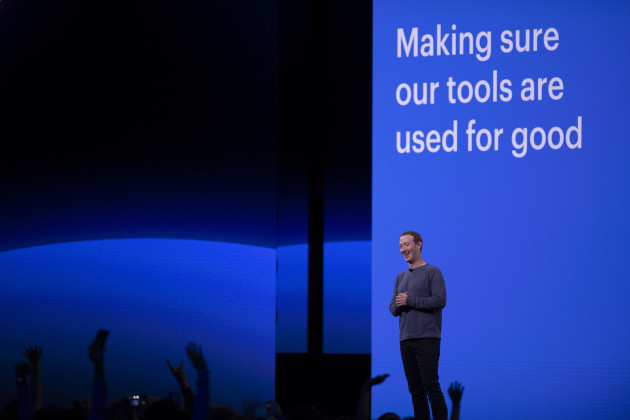 CA: F8 2019 Facebook Developer Conference