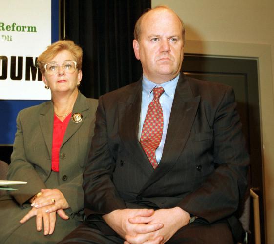MICHAEL NOONAN DIVORCE REFERENDUM IN IRELAND 1995 RELIGIOUS ISSUES