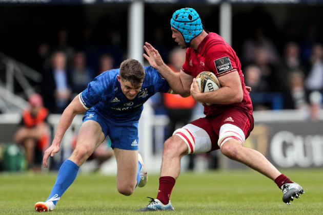 Garry Ringrose and Tadhg Beirne