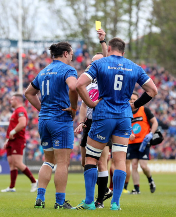 770e6ef2191ef Leinster set up Pro14 final with Glasgow as tryless Munster bow out in  Dublin