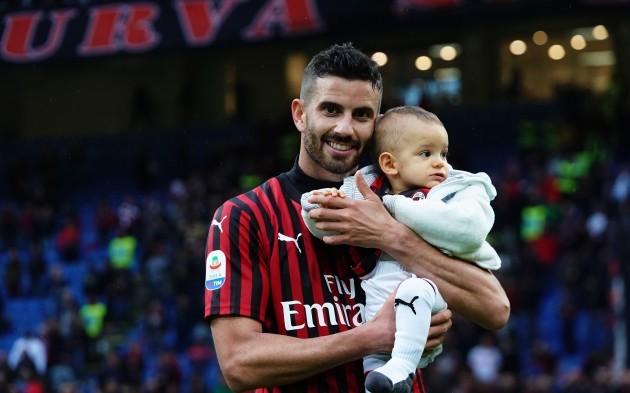 Milan vs Frosinone - Serie A TIM 2018/2019