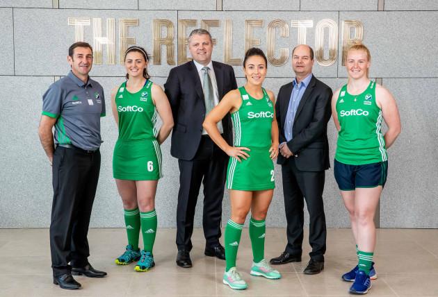 Park Developments Irish Women Hockey PlayersÕ Bursary Scheme