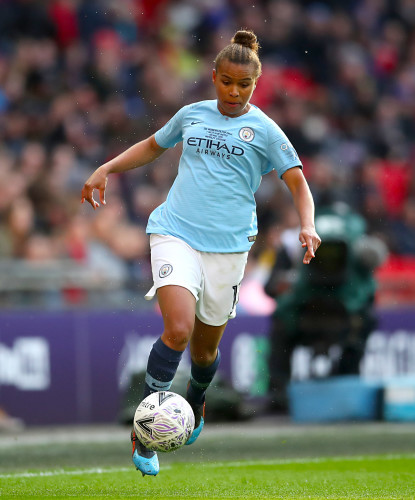 Manchester City Women v West Ham Ladies - Women's FA Cup - Final - Wembley Stadium