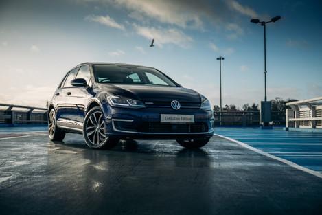 2018 Volkswagen e-Golf by Paddy McGrath-9
