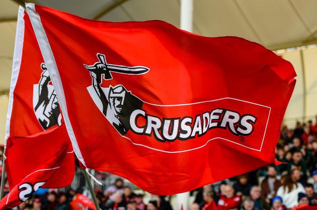 A Crusaders Flag