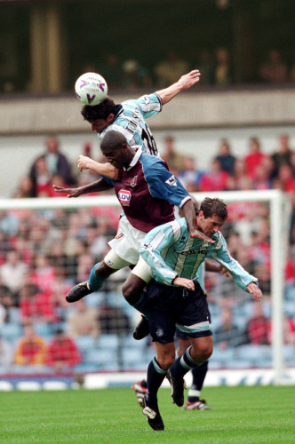Soccer - FA Carling Premiership - Aston Villa v Middlesbrough
