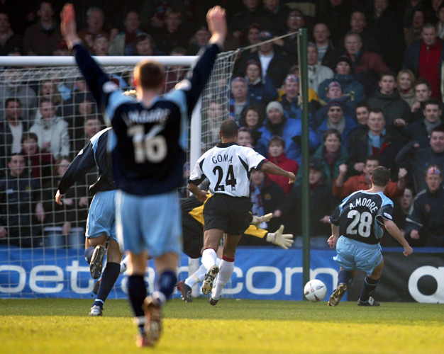 Soccer - AXA FA Cup - Fifth Round - Fulham v Burnley