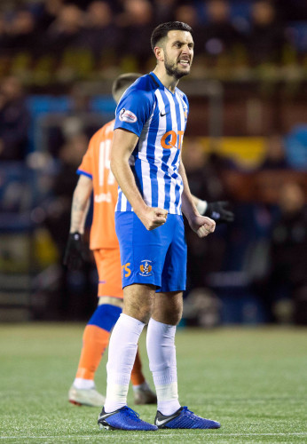 Kilmarnock v Rangers - William Hill Scottish Cup - Fifth Round - Rugby Park