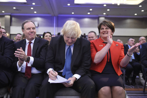 DUP conference 2018