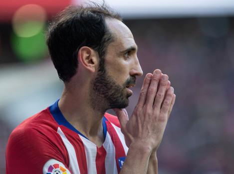Spain: Atletico de Madrid - Getafe.