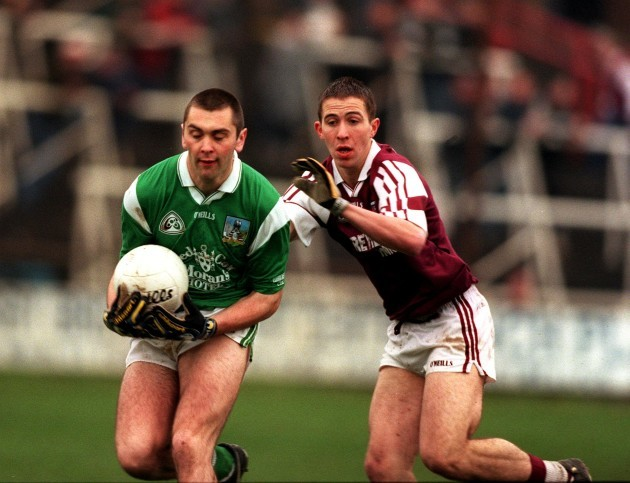 Colm Hickey and John Keane 26/4/2000