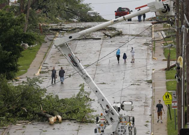 APTOPIX Severe Weather Missouri