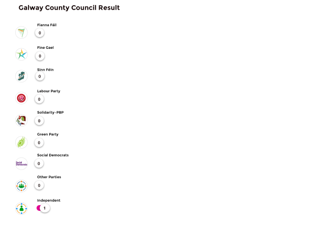 As it happened: Almost 200 seats filled on local councils as