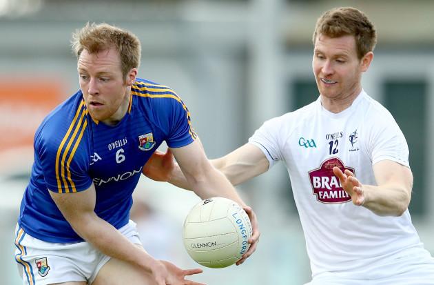 Padraig McCormack and Eoghan O'Flaherty