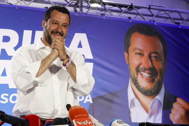 Italy European Elections