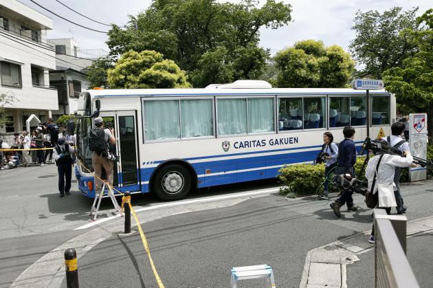 Japan Stabbing Attack