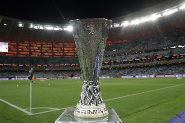 Azerbaijan Soccer Europa League Final
