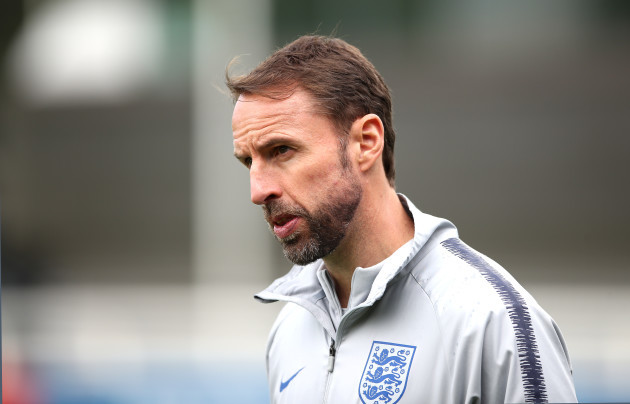 England Training Session and Press Conference - St George's Park