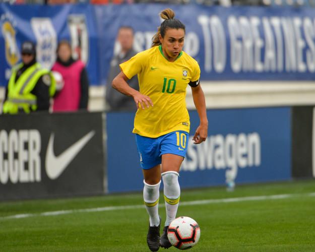 Women's Soccer 2019 : Brazil vs Japan Mar 02