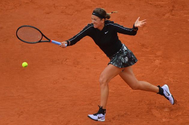 French Tennis Open - Victoria Azarenka