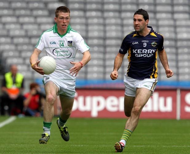 Bryan Sheehan and Seamus O'Carroll