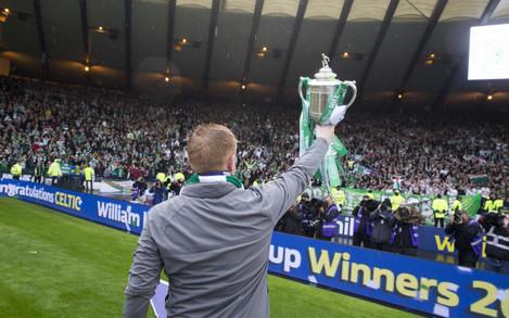 Heart of Midlothian v Celtic - William Hill Scottish Cup - Final - Hampden Park