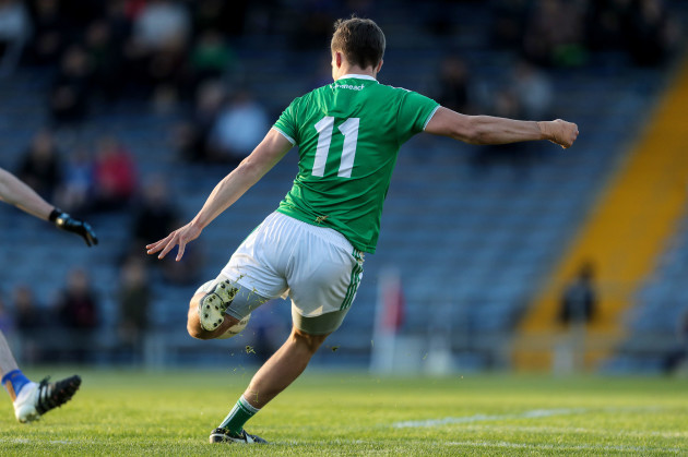 Cillian Fahy scores a goal