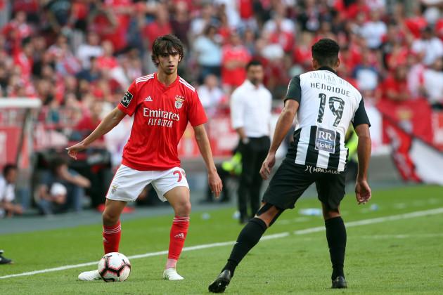 SL Benfica x Portimonense - Primeira Liga