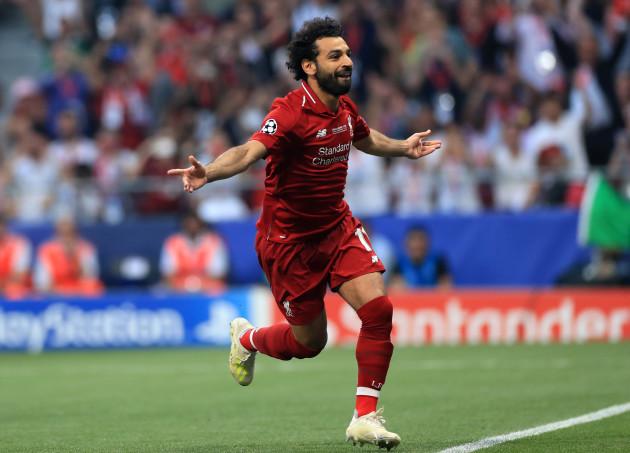 Tottenham Hotspur v Liverpool - UEFA Champions League - Final - Wanda Metropolitano
