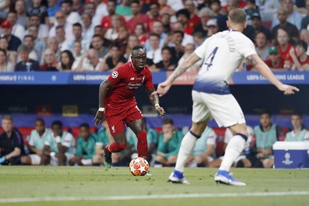 Spain: Tottenham Hotspur - Liverpool (CL final)