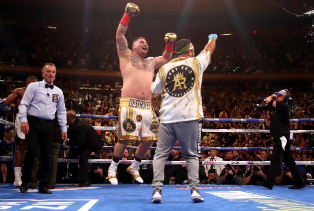 Boxing - Madison Square Garden