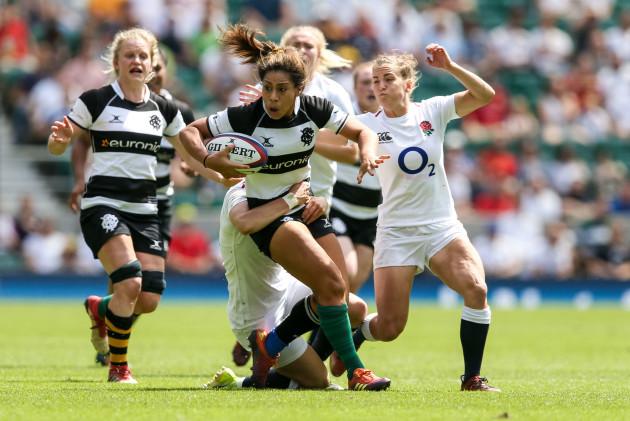 England Women v Barbarians Women - Women's International - Twickenham Stadium