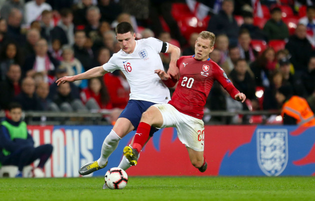 England v Czech Republic - UEFA Euro 2020 Qualifying - Group A - Wembley Stadium
