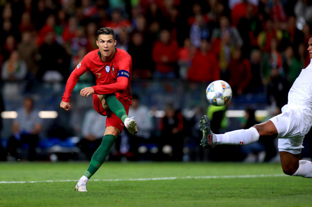 Portugal v Switzerland - Nations League - Semi Final - Estadio do Dragao