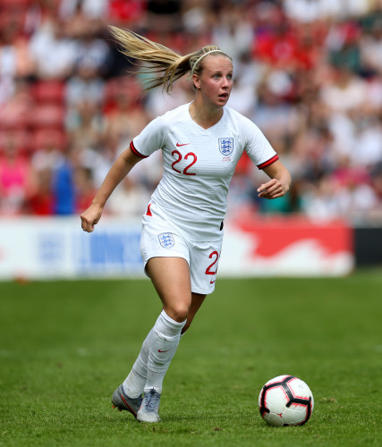 England Women v Denmark Women - International Friendly - Banks's Stadium
