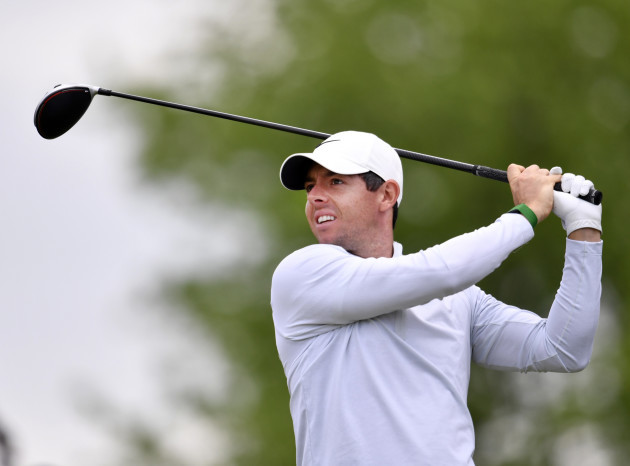 PGA: RBC Canadian Open - First Round