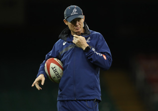Australia Training Session - Principality Stadium