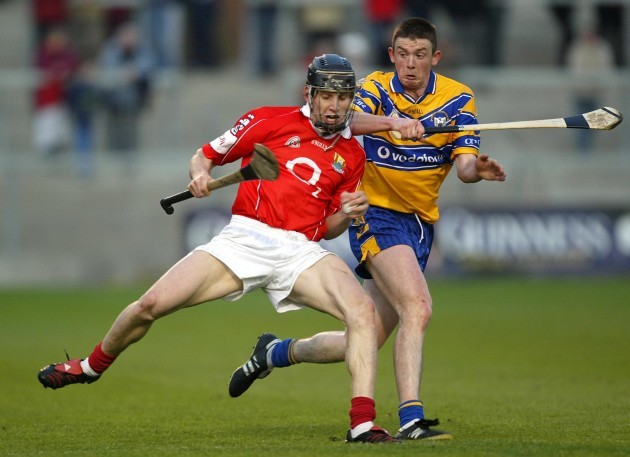 Paul Tierney and Diarmuid McMahon 24/4/2004