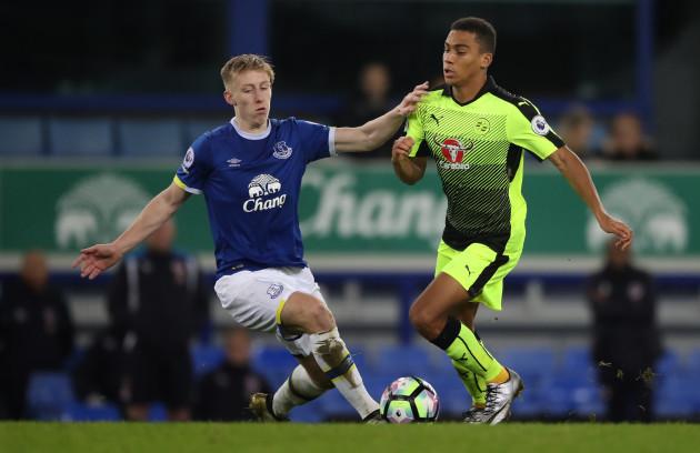 Everton U23 v Reading U23 - Premier League 2 - Goodison Park