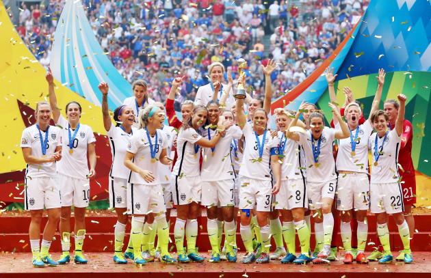 Soccer - FIFA Women's World Cup 2015 - Final - USA v Japan - BC Place Stadium