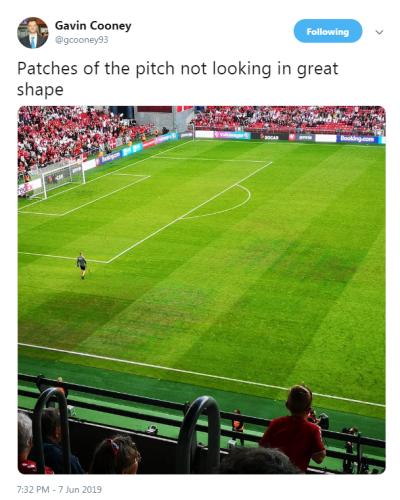 Copenhagen pitch