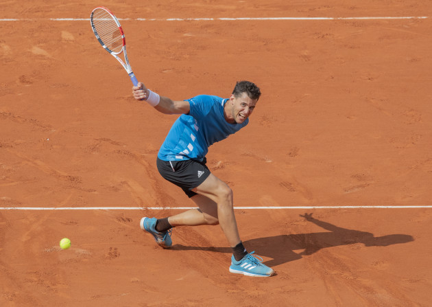 French Open - Dominic Thiem