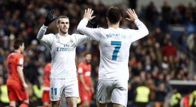Soccer 2018: Real Madrid 5:2 Real Sociedad