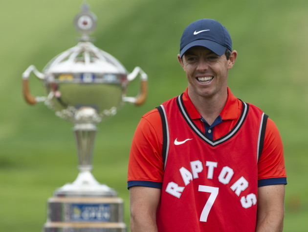Canadian Open Golf