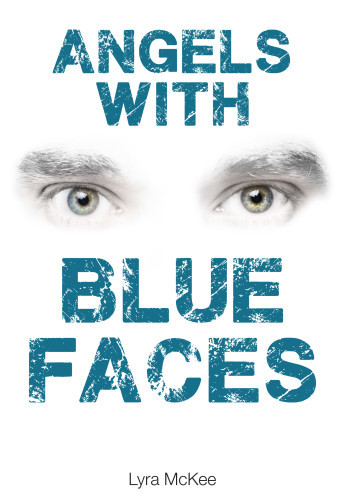 Angels With Blue Faces FRONT COVER
