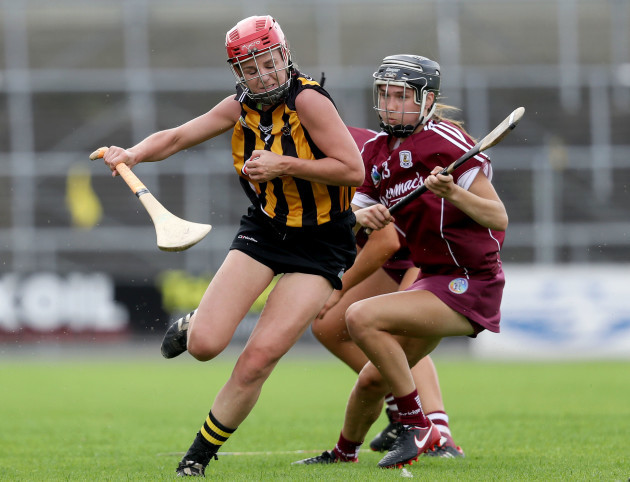 Grace Walsh with Carrie Dolan