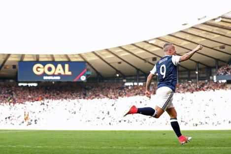 Scotland v England - 2018 FIFA World Cup Qualifying - Group F - Hampden Park